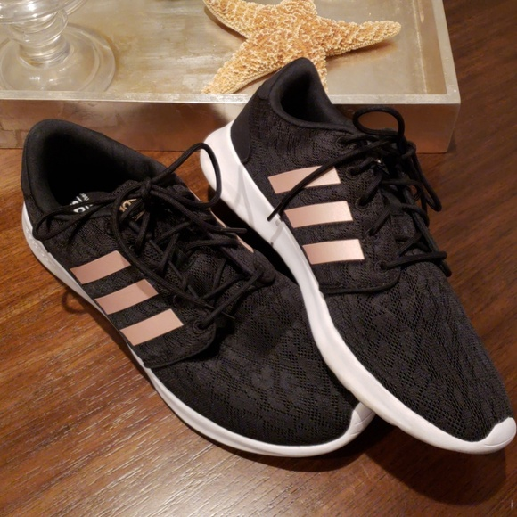 Adidas Cf Qt Racer Athletic Shoes